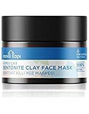 Bentonit Killi Yüz Maskesi - %100 Doğal - Arındırıcı - 50ml