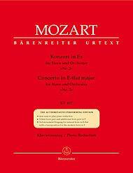 Konzert fur Horn und Orchester Nr. 2 Es-Dur KV 417