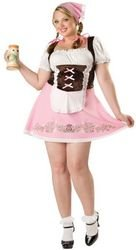 Women (Womens Fraulein Oktoberfest Costumes)