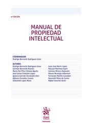 Manual De Propiedad Intelectual 9ª Edición 2019 (Manuales de Derecho Civil y Mercantil) por Rodrigo Bercovitz Rodríguez-Cano
