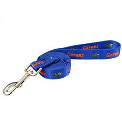 Dog Supplies Florida Gators Leash Medium (Yorkie Poo Dog)