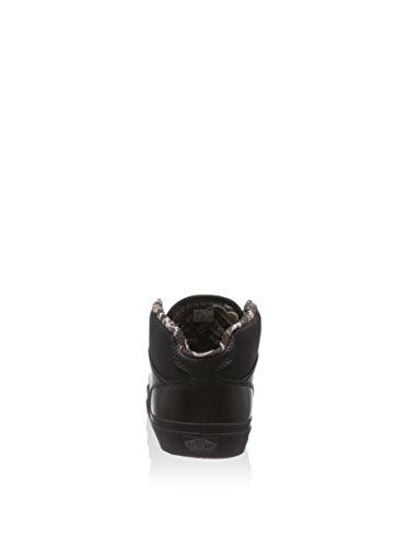 Fourgonnettes Bedford Tiger Clash Noir / Noir Baskets Montantes Hommes (6.5 Mens)