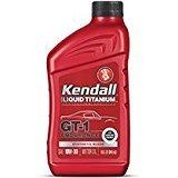 Kendall GT-1 Endurance 5w-30 w/Ti - 12/1 qt. Case