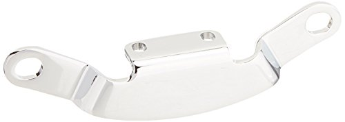 Kuryakyn 9929 Throttle Body Support Bracket for 2008-16 Harley-Davidson Twin Cam Motorcycles, Chrome - Motorcycle Throttle Body
