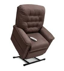 Pride Mobility Heritage 300 Series Collection Lift Chair LC-358, Full Recline Chaise Lounger (Pacific- Petite (Series Wide Lift Chair)