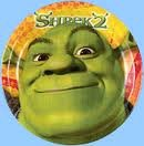SHREK 2 Large 8 3/4