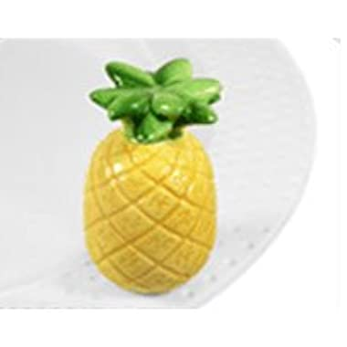 Nora Fleming Pineapple Mini - Nora Fleming Welcome Friends! Mini A24