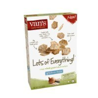 Van's Lots of Everything Crackers, 5 Ounce Boxes (Pack of 6) Thank you for using our service
