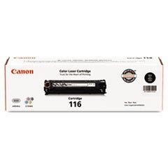 Blk Cartridge 116 For Imageclss Mf8050cn