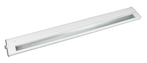 T2 Fluorescent Under Cabinet Light (American Lighting 043T-18-120-28WH1 28-Inch T2 Under Cabinet Light 18 Watt Lamp, On/Off Switch, 120 Volt, White)