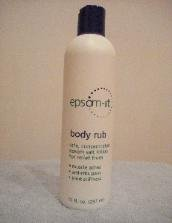 Epsom-it Salt Body Rub Therapy