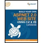Build Your Own ASPNET 20 Web Site Using C# & VB (2nd, 06) by Darie, Cristian - Ruvalcaba, Zak [Paperback (2006)]