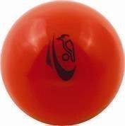 Neu Kookaburra Glatt Hockeyball Outdoor Hard Match Qualität Ball - Orange