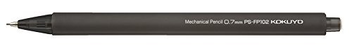Kokuyo Mechanical Pencil, Sharp 0.7mm, Frozen Color, Dark Gray (PS-FP102DM-1P)