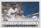 Matt Kemp (Baseball Card) 2012 Topps - Career Day #CD-21 (Insert Matt Cd)