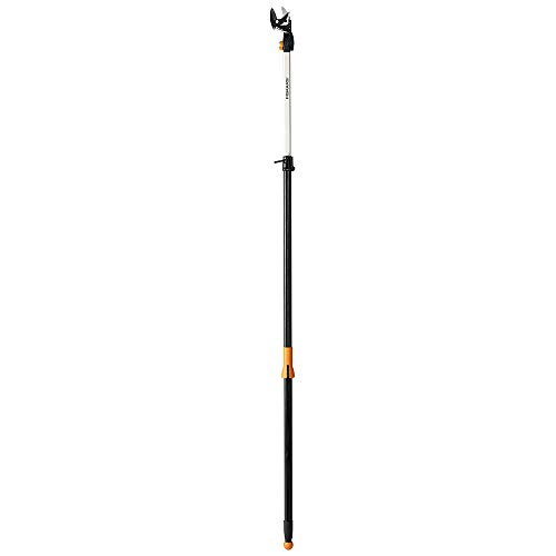 Best Fiskars 92406935K 7.9-12 Foot Extendable Tree Pruning Stik Pruner
