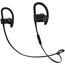 Beats by Dr. Dre Powerbeats3 ML8V2LL/A Wireless Earphones With Mic - Black (Renewed)