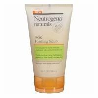 Neutrogena Naturals Acne Foaming Scrub, 4.2 fl oz