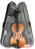 Fever VA-16P-14 14-Inch Student Acoustic Viola by D'Luca