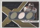 Cadillac Williams #/39 (Football Card) 2008 SPx - Winning Materials - Single Jersey Football #WM-CW ()