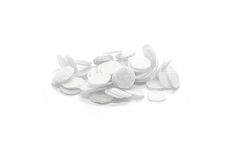 (Cotton filter 10mm for vacuum dermabrasion (goes under the treatment tip) 100pcs)