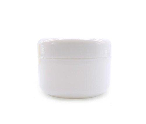 White 8 Ounce Jar - 4