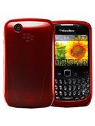 Blackberry 8500 8520 8530 9300 Red Skin ()