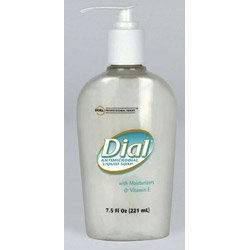 Dial 84024 Liquid Hand Soap with Moisturizers, 7.5 Ounces (84024DIAL) Category: Bottled Soap