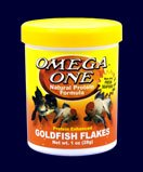 Omega One Goldfish Flakes Fish Food 10 lb.