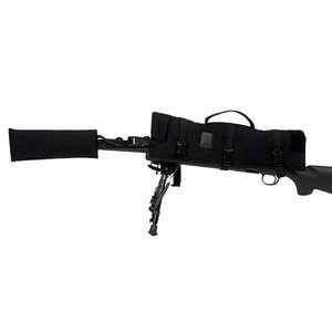 Scope Padded Cover (Blackhawk! Padded Scope & Crown Cover Blk)
