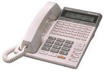Panasonic Digital Speakerphone 2-line LCD 24 Co Line XDP White (Certified Refurbished) (Panasonic Digital 24 Button Speakerphone)
