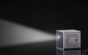 Smart Beam Mini proyector portátil, Compatible con iOS/Android ...