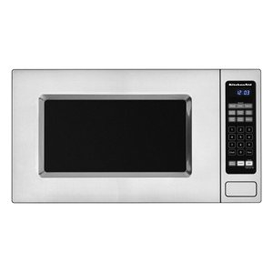 Kitchenaid KCMS2055SSS: 2.0 Cu. Ft. Capacity 1200 Watts 27  Or 30