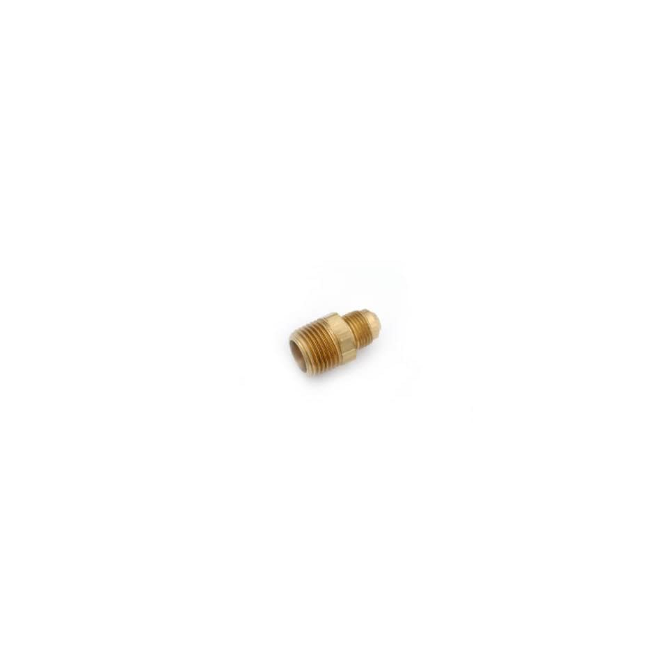 Anderson Metals Corp Inc 54048 0612 Flare Male Connector (Pack of 5)