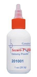 SECURI-T OSTOMY POWDER 1 OZ BOTTLE by GENAIREX (Image #1)