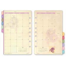 DTM13486 - Day-Timer Garden Path Monthly Planner Refills by Day-Timer ()
