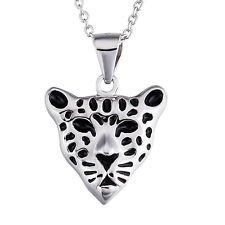 jacob alex #40543 Race King Leopard Animal Hunter Pendant Necklace 18