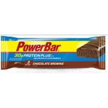 Powerbar 30g Protein Plus Chocolate Brownie Bar, 3.17 Ounce -- 96 per case.