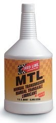 Red Line MTL - Quart (Case 12 Bottles) (Redline Mtl Oil)