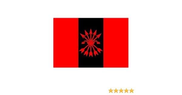 Gemelolandia Bandera Falange Española 90x150cm: Amazon.es: Ropa y accesorios