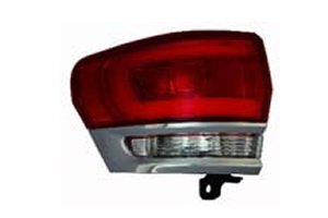 1965 Tail - Depo 333-1965L-AS Tail Light (JEEP GRAND CHEROKEE 14 OUTER LAREDO.LIMITED.OVEAND.SUMMIT MODEL DRIVER SIDE)