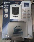 La Crosse Technology The Weather Channel Wireless Rain Gauge Center WS-9005U-IT