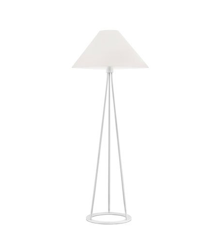 Sonneman 6231-60 One Light Floor Lamp from The Tetra Collection