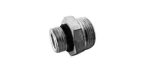 DealMux Rubber Ring Gasket Wiper Oil Seal Sealed Stripe 55mm x 45mm x 5mm