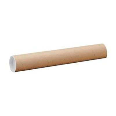 Ambassador PT-076-15-0890 Cardboard Postal Tube, 76mm diameter x 890mm (Box of 12)
