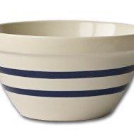 USA-Made Stoneware Shoulder Bowls Large by OHIO - Bowl Stoneware Mixing