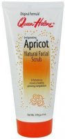 Queen Helene Apricot (QUEEN HELENE Natural Facial Scrub, Invigorating Apricot 6 oz (Pack of 3))
