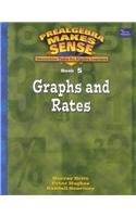 Read Online PRE-ALGEBRA MAKE SENSE,BOOK 5, GRAPHS AND RATES, STUDENT EDITION (Pre-Algebra Makes Sense) pdf epub
