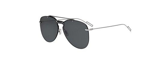 Dior Homme 0222S 06LB/2K Ruthenium Sunglasses ()