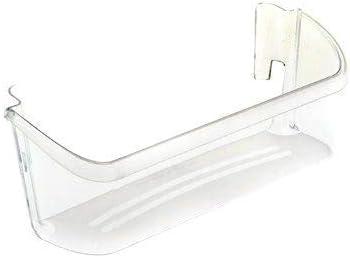 240323002 Refrigerator Clear Door Bin Replacement for Frigidaire FRS6HF55KS1 Refrigerator Compatible with 240323002 Door Bin UpStart Components Brand